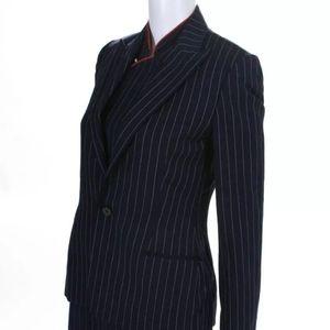 Ralph Lauren suit 2 pieces 💯 wool size 4